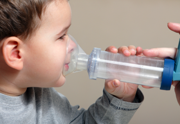 Asthma doesn't stay at home when you go on holidays
