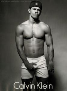 Mark Wahlberg  Calvin Klein advert