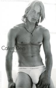 Travis Fimmel Calvin Klein