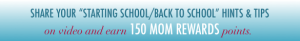 Share your starting school hints and tips_banner_585x80