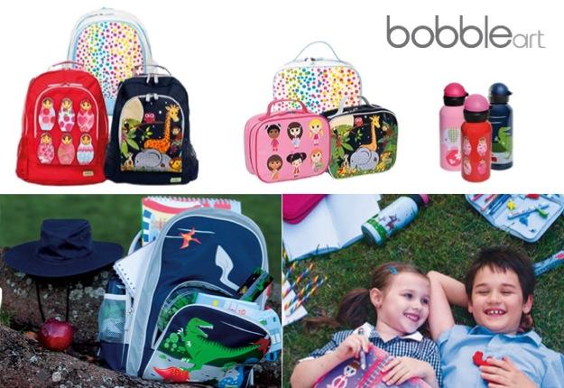 WIN 1 of 10 Bobble Art back to school packs!