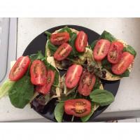 Snack attack salad