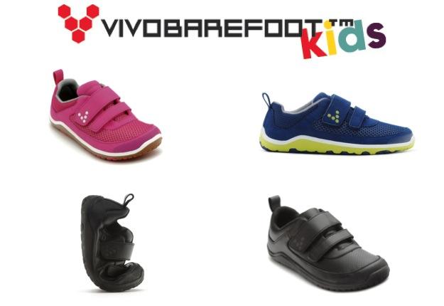 Vivobarefoot Kids Primus Terracotta 29