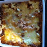 Simple lasagne