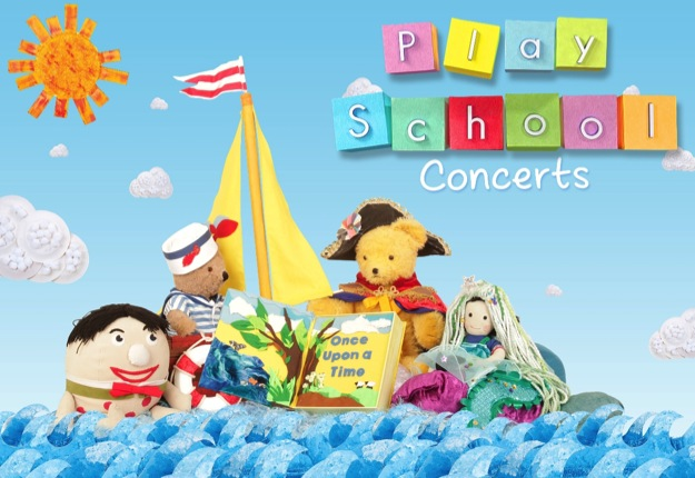 """WIN 1 of 5 Play School """"Once Upon a Time"""" concert family passes!"""