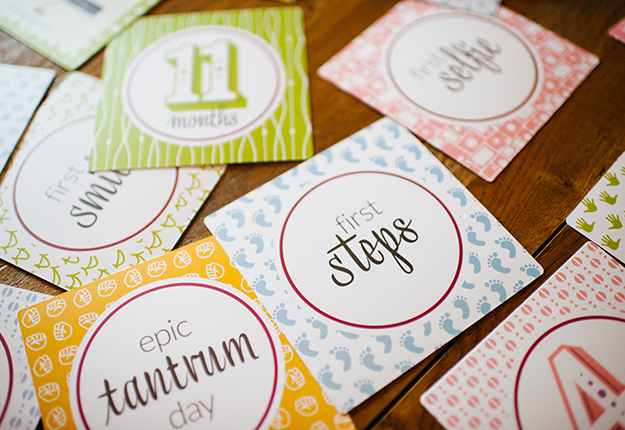 WIN 1 of 20 sets of Tinybeans Mess-Ups and Moments cards