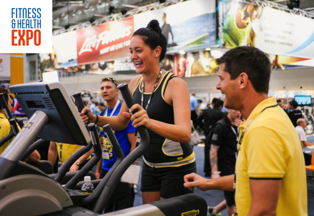 WIN tickets to the Melbourne Fitness and Health expo!