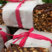 Super healthy energy bars