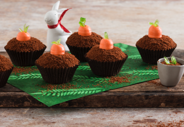 mom19782016 reviewed Chocolate Carrot Ground Cupcakes