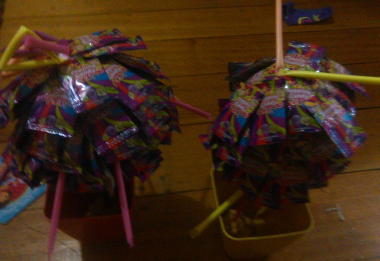 Lolly trees