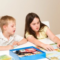 Create family memories with board games