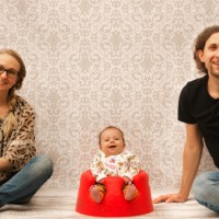 What to wear to get a gorgeous family portrait!