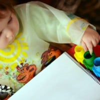 The benefits of free craft activities for toddlers
