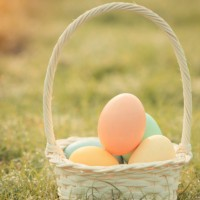 Beyond chocolate Easter egg hunts