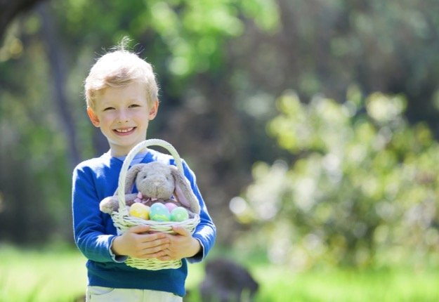 The best Easter egg hunt