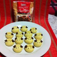 Baby Sheep German Cookies