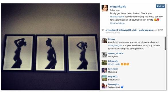 megan gale_nude pics by david gubert