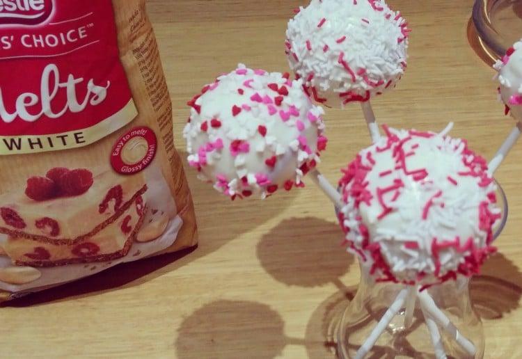 Zesty Cake Pops