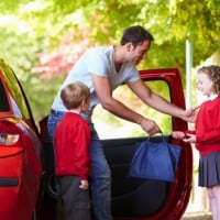Tips for Getting the Family out of the House each Morning