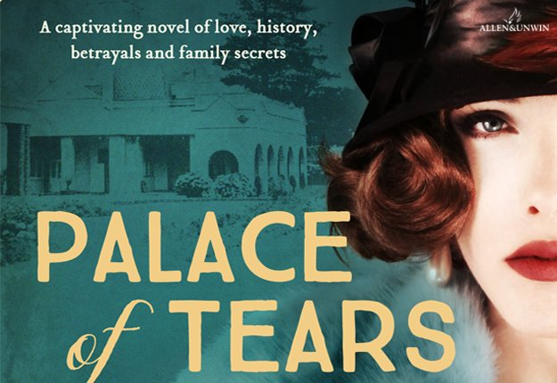 WIN 1 of 20 of copies of Palace of Tears by Julian Leatherdale