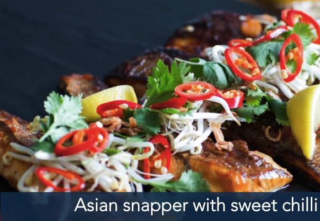 Asian snapper