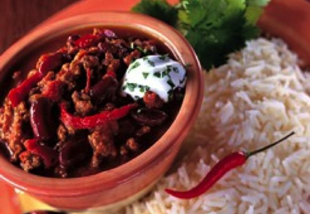Tildas Chille Con Carne