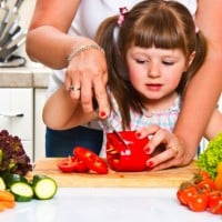 Kids in the kitchen – first aid preventative tips