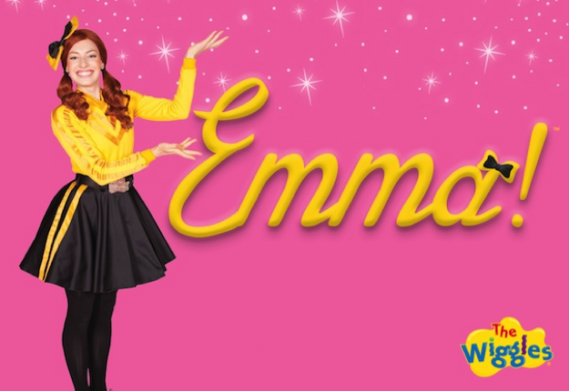 "WIN a copy of Yellow Wiggle Emma's debut CD ""Emma!"""