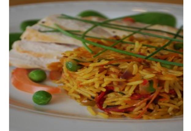 Chicken & Chorizo Basmati Paella
