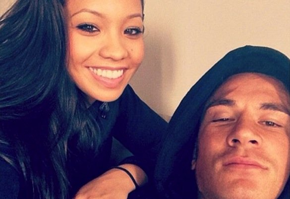 SBW and his gorgeous wife Alana Raffi (Instagram @SonnyBWilliams)