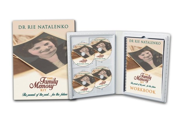 WIN 1 of 6 downloads of The Family Memory Kit