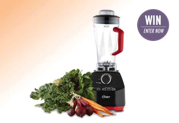 WIN an OSTER 'Vesra' High Performance Blender