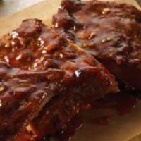 Barbecue Pork Ribs