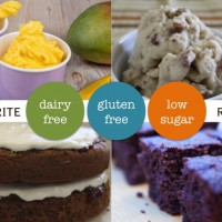 Sweet treats ... Gluten free, Nut free or Low Sugar .. take your pick!
