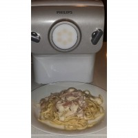 Dairy Free Chicken Carbonara