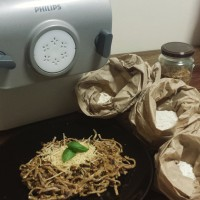 Simple Egg Free, Gluten Free Pasta