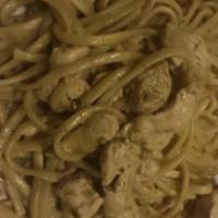 Hulk pasta