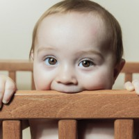 Life as a sleep deprived mum to a teething baby