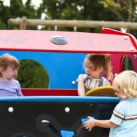 Playgrounds and beyond: Improve your child's social skills