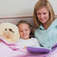 Settling erratic sleeping patterns in young children