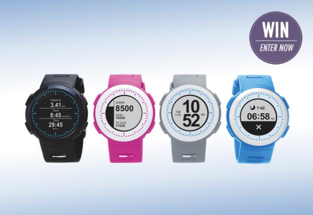 WIN 1 of 3 Magellan Echo Fit smart sport watches