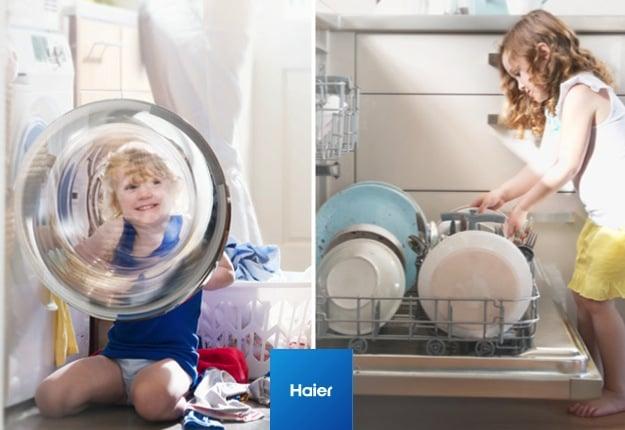 Haier Appliances