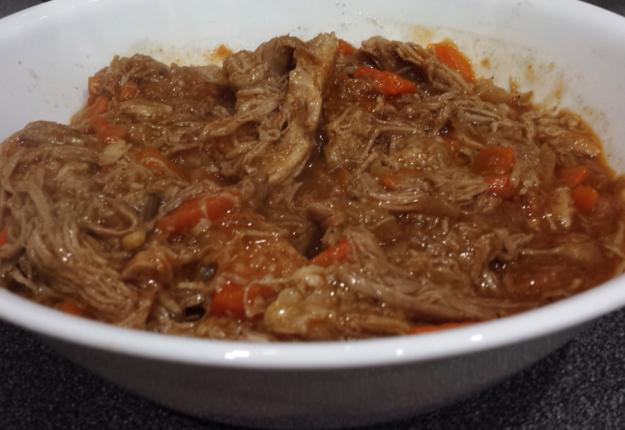 Pulled Pork Stew
