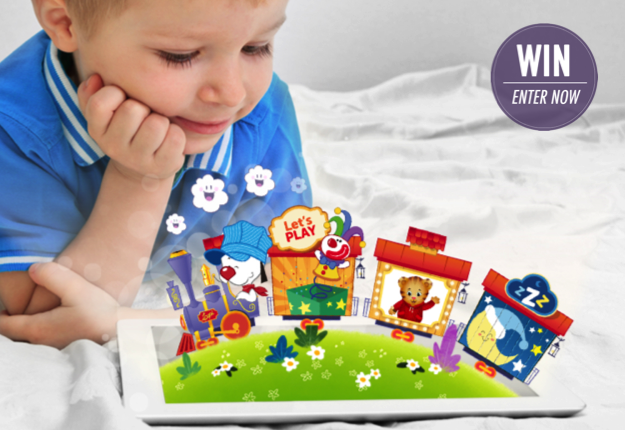 WIN a PlayKids app subscription & a hand held tablet from oo.com.au!