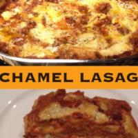 Easy Béchamel Lasagne