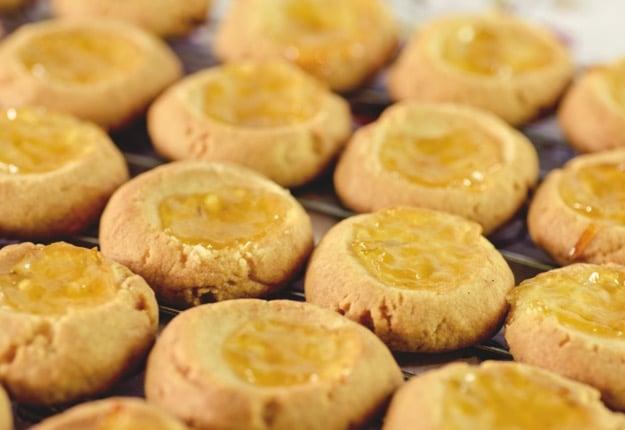 kjgarner reviewed Ginger marmalade biscuits