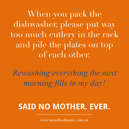 504_sprinkle_said no mother ever_pack the dishwasher