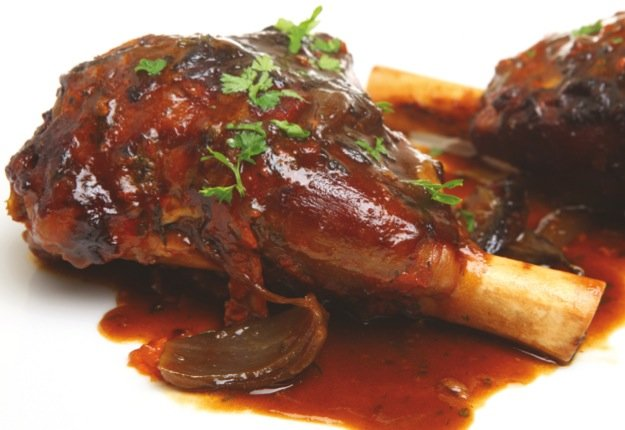 coastalkaryn reviewed Lamb shanks