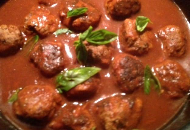 Tomato sauce for pasta