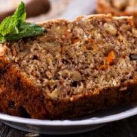 Sweet Potato, Carrot & Apple Loaf